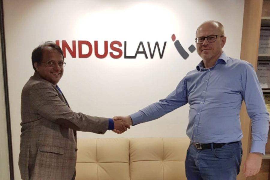 Alliance SKDG and IndusLaw (Bangalore)